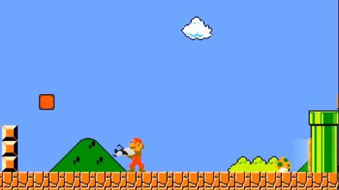 Mario-Portal