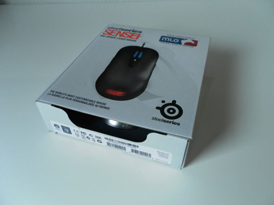 Test :: Souris – Steelseries Sensei MLG Edition